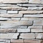 Boulder Creek Stone 13 sq ft Montana Ledge Suede Gray Flat Stone
