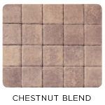 WCCP 6X6 CHESTNUT BLEND 3.7/SF