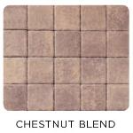 WILLOW CREEK LRG CIRCLE CHESTNUT BLEND 5.26 /SF