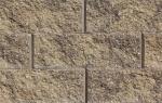 Rockwood Classic® 6 Sandstone/Brown Straight Face Block
