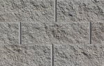 Rockwood Classic® 6 Gray Straight Face Block