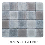 WILLOW CREEK 3X6 BRONZE BLEND 7.14/SF