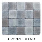WCCP 6X6 BRONZE BLEND 3.7/SF