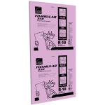 2 in. x 4 ft x 8 ft FOAMULAR 250 Scored Foam Board