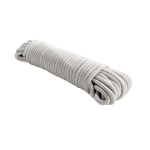 ROPE 1/4 INCH 100% COTTON WEEP 100 FT