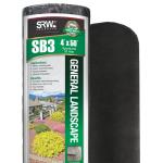 4 ft x 50 ft SB3 Spunbond General Landscaping Fabric Roll