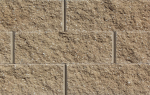 Rockwood Classic® 6 Sandstone Straight Face Block
