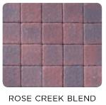 WILLOW CREEK 3X6 ROSE CREEK 7.14/SF
