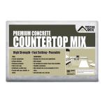 50 lb Gray TechMix Concrete Countertop Mix