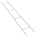 8 in. 220 Hot Dipped Galvanized Ladder Mesh Reinforcement