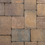 Borgert 6 in. x 9 in. Cracovia Minnesota River Pavers