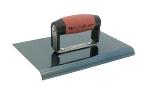 MARSHALLTOWN 6 in. x 6 in. x 1/2-in. x 5/8-in. Lip Straight End Hand Edger Model# 163BD