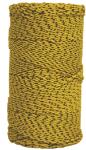 685 ft W. Rose™ Super Tough Bonded Braided Nylon Line Yellow & Black Model# RO685