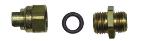 Chapin Industrial Brass Fan-tip Nozzle Model 6-5797