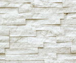 Realstone™ White Birch Ledgestone Flat Panel