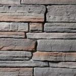 Boulder Creek Stone 8 lineal ft Weathered Edge Kodiak Corner Stone