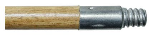 5 ft Wood Handle with Metal Thread Model# H60MT