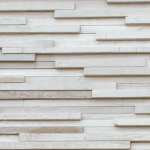 Realstone™ White Bi rch Ledgestone Collection Honed Panel