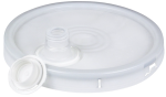 5 gal Plastic Bucket Lid with Spout Model# GG468-02