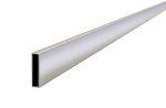 12 ft x 1-1/2 in. x 3-1/2 in. Extru-Lite™ Magnesium Screed Model# CC612