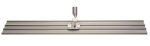 48 in. Square End Magnesium Bull Float with Threaded Bracket Model# CC802