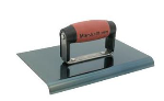 MARSHALLTOWN 6 in. x 4 in. x-1/2 in. x 5/8-in. Straight End Hand Edger Model# 159BD