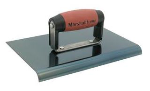 MARSHALLTOWN 6 in. x 6 in. x 1/8-in. x 1/4-in. Straight End Hand Edger Model# 161BD