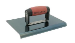 MARSHALLTOWN 6 in. x 6 in. x 3/8-in. x 1/2-in. Straight End Hand Edger Model# 162BD