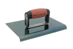 MARSHALLTOWN 9 in. x 6 in. x 3/4-in. x 7/8-in. Straight End Hand Edger Model# 167BD