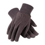 Brown PIP Men's Jersey Gloves Model 95-808