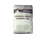92.6 lb Federal White Portland Cement Type I