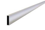 6 ft x 1-1/2 in. x 3-1/2 in. Extru-Lite™ Magnesium Screed Model# CC606