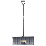 26 in. Garant Grizzly Snow Pusher Shovel