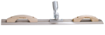 36 in. Square End Aluminum Mini Bull Float & Darby Model# CC816