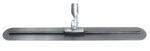 30 in. Round End Carbon Steel Fresno with Adjustable Tooth Threaded Bracket Model# CC821