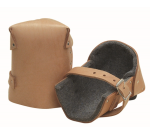 1/2-in. Thick Felt Leather Knee Pads Model# WL087