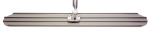 60 in. Round End Magnesium Bull Float with Threaded Bracket Model# CC804
