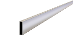 8 ft x 1-1/2 in. x 3-1/2 in. Extru-Lite™ Magnesium Screed Model# CC608