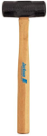 16 in. Double Face Wood Sledge Hammer Model# 1196900