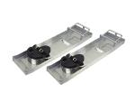 31 in. x 8 in. Deluxe Heavy-Duty Stainless Steel Knee Boards Model# CC150