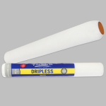 18 in. Dripless Lint Free Roller Cover 3/8 in. Nap