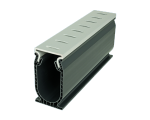 Frontier 10 ft Removable Grey Deck Top Drain – (8/pkg) Model# SDDG