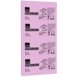 2 in. x 4 ft x 8 ft FOAMULAR 400 XPS Insulation