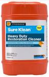 PROSOCO 5 gal Sure Klean® Heavy Duty Restoration Cleaner