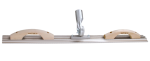 48 in. Square End Mini Bull Float & Darby MINI Model# CC818