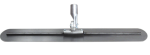 48 in. Round End Carbon Steel Fresno with Adjustable Tooth Threaded Bracket Model# CC824