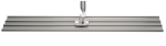 42 in. Square End Magnesium Bull Float with Threaded Bracket Model# CC801