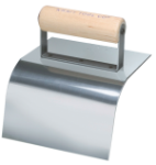 6 in. x 5 in. Stainless Steel Curb Tool Model# CF197