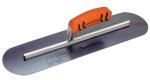 20 in. x 4 in. Blue Steel Pool Trowel with a ProForm® Handle on a Long Shank Model# CF739BPF