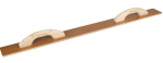 40 in. x 3-1/2 in. Double Handled Laminated Canvas-Resin Darby Model# CF238